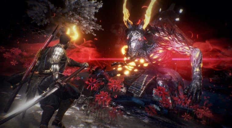 Imagen de Nioh 2 muestra un gameplay centrado en un nuevo jefe, escenarios inéditos y mucho más
