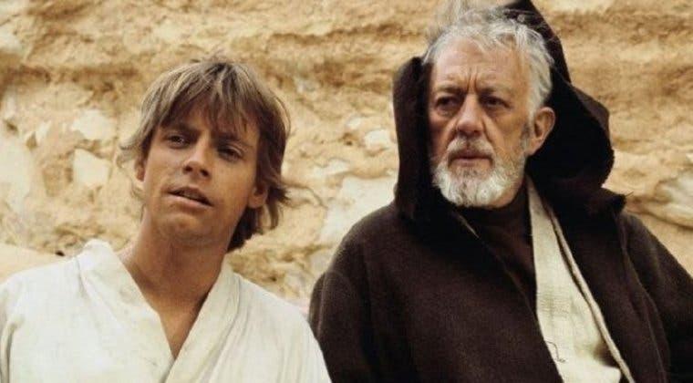 Imagen de Obi - Wan: la serie de Disney + busca a una joven versión de Luke Skywalker
