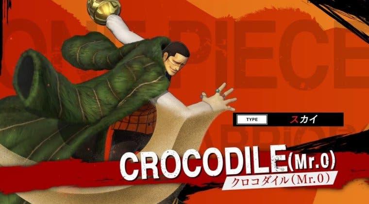 Imagen de Crocodile exhibe sus movimientos en un nuevo tráiler de One Piece: Pirate Warriors 4