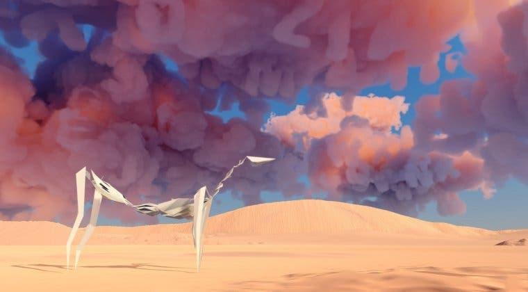 Imagen de La realidad virtual de Paper Beast retrasa su lanzamiento en PlayStation
