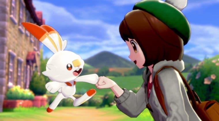 Imagen de Pokémon Espada y Escudo se actualizan a la versión 1.1.1
