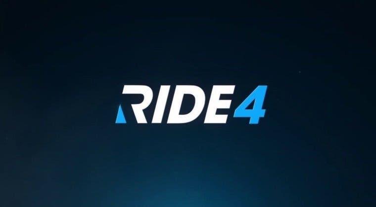 Imagen de Ride 4 es anunciado oficialmente