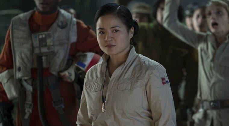 Imagen de Esto es lo poco que aparece Rose Tico en Star Wars: el ascenso de Skywalker