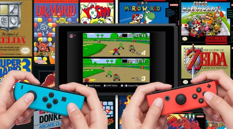Imagen de Estos son los títulos de Nintendo Switch Online para diciembre 2019