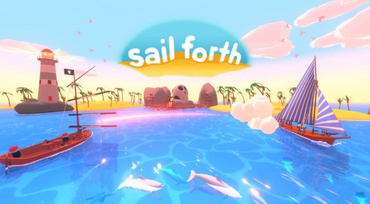 Imagen de La aventura de navegación procedimental Sail Forth confirma su llegada a consolas y PC