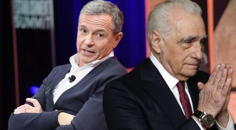 Imagen de Disney y Martin Scorsese se reunirán para zanjar la polémica en torno a Marvel