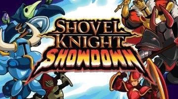 Imagen de Shovel Knight: Showdown y King of Cards ya se encuentran disponibles