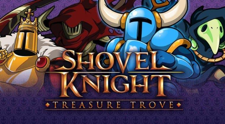 Imagen de Adquiere todas las campañas de Shovel Knight: Treasure Trove con esta increíble oferta