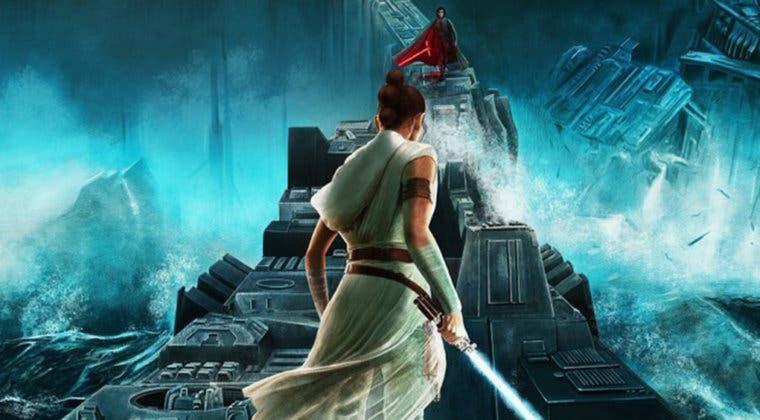 Imagen de Star Wars: El ascenso de Skywalker regala un póster deslumbrante