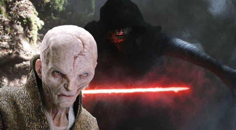 Imagen de Star Wars: El ascenso de Skywalker - ¿volverá el Líder Supremo Snoke?