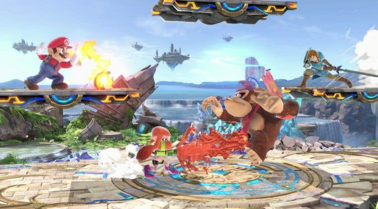 Imagen de Super Smash Bros. Ultimate celebrará su primer aniversario con un nuevo evento