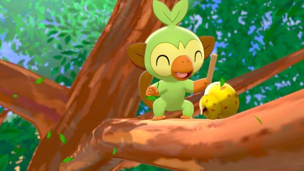 Switch PokemonSwordPokemonShield E3 screen 01