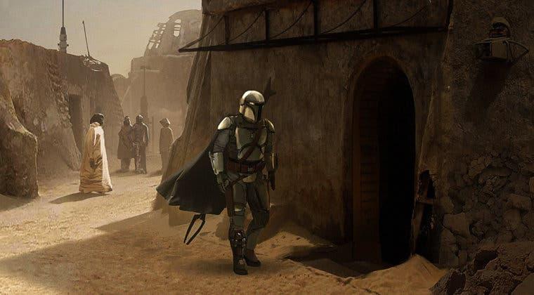 Imagen de The Mandalorian presume en los concept-arts del episodio 5