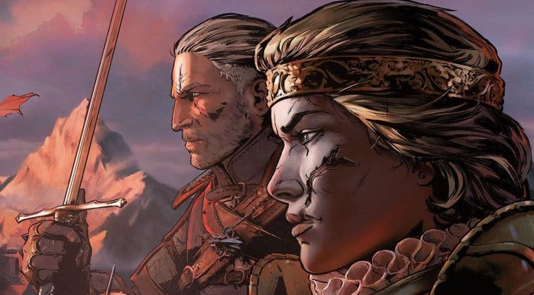 Imagen de Thronebreaker: The Witcher Tales ya está disponible en Nintendo Switch