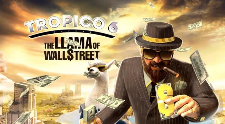 Imagen de La Llama de Wall Street, el primer DLC de Tropico 6, ya se encuentra disponible