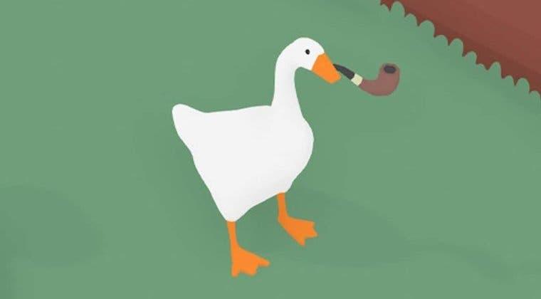 Imagen de Untitled Goose Game confirma sus versiones para PlayStation 4 y Xbox One