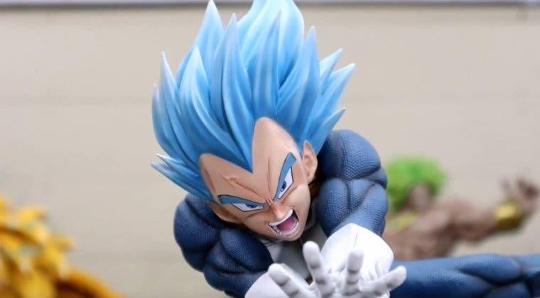 Imagen de No cabe duda; esta es la mejor figura de Vegeta en Dragon Ball