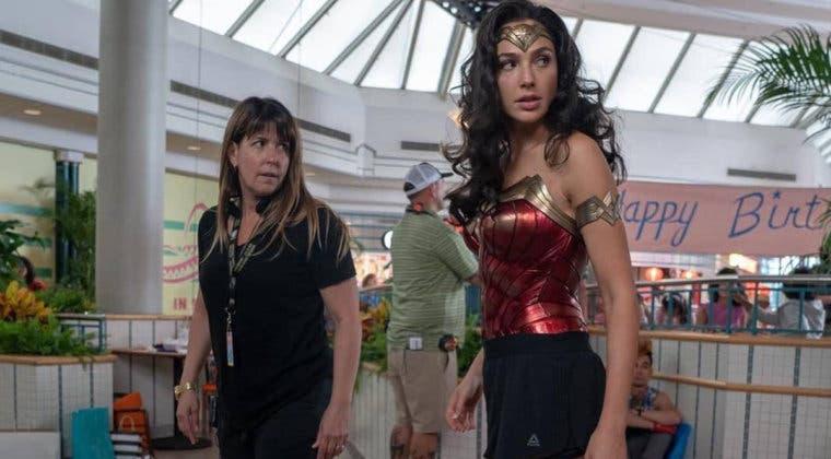 Imagen de La DC Fandome confirma Wonder Woman 3, dirigida de nuevo por Patty Jenkins