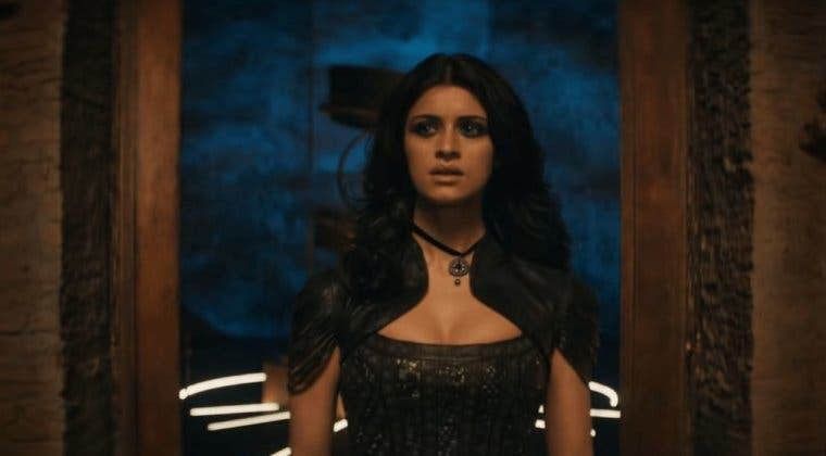 Imagen de Así fue el espectacular cásting de Anya Chalotra para interpretar a Yennefer en The Witcher