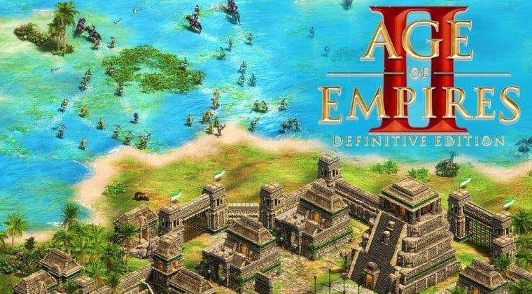 Imagen de Age of Empires II: Definitive Edition lanza actualización para mejorar muchos aspectos técnicos