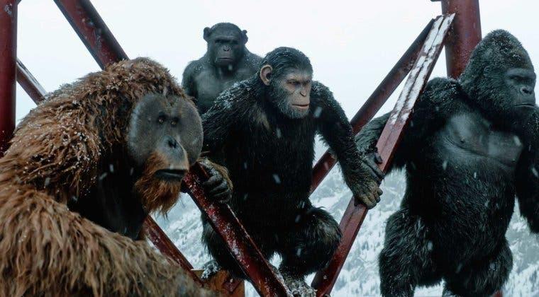 Imagen de Disney encuentra director para lo nuevo de El planeta de los simios