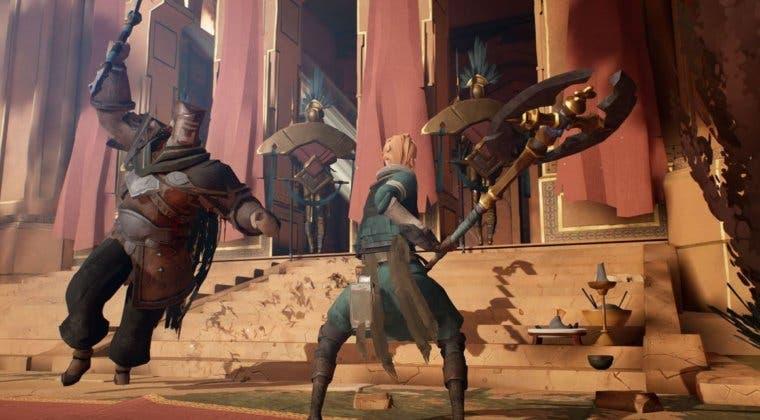 Imagen de El oscuro y bello Ashen llega a PlayStation 4 y Switch