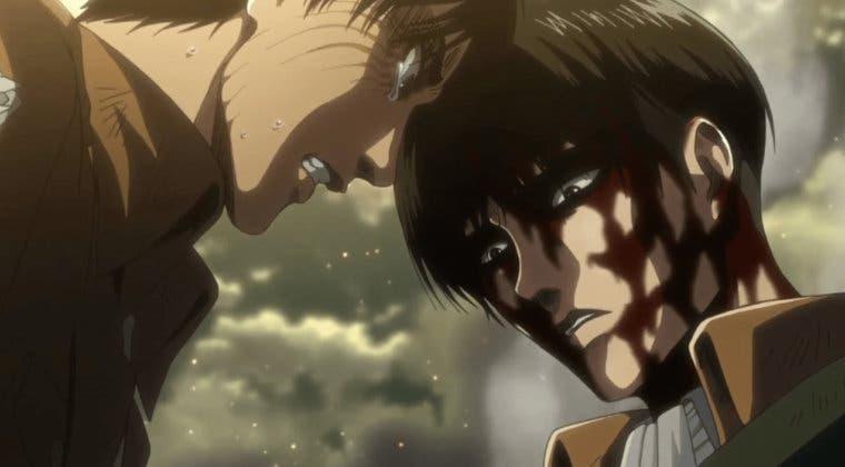 Imagen de Revelan cuándo llegará el final del manga de Ataque a los Titanes