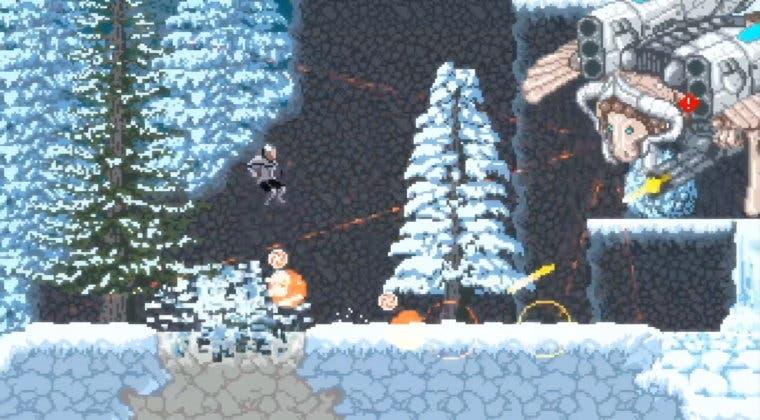 Imagen de Axiom Verge 2 se deja ver a través de un nuevo gameplay presentado por su creador