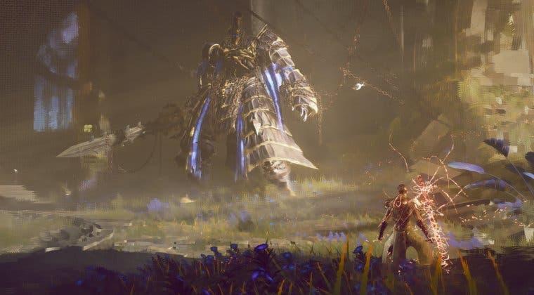 Imagen de Babylon's Fall luce un primer y espectacular gameplay tráiler