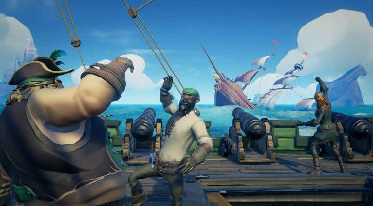 Imagen de Sea of Thieves se pasará al modelo por temporadas con pases de batalla