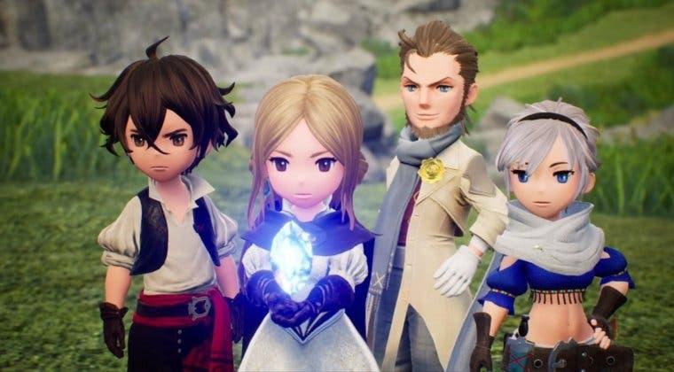 Imagen de Square Enix sale a escena para presentar Bravely Default 2 para Nintendo Switch