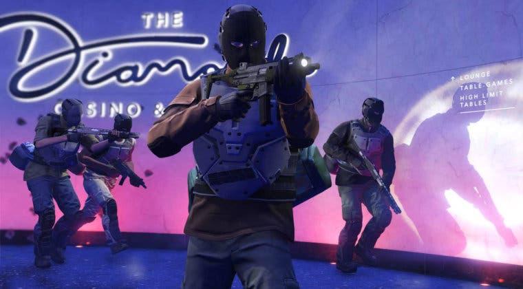 Imagen de La operación criminal más grande y compleja de GTA Online está ya disponible: el Golpe a The Diamond Casino