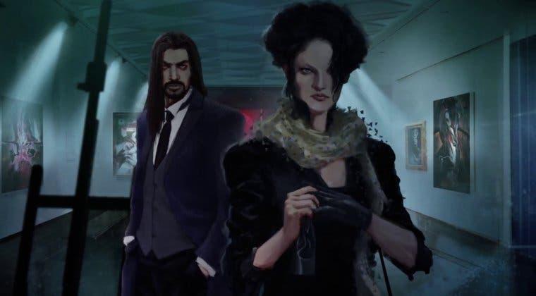 Imagen de Nuevo tráiler para la novela visual Vampire: The Masquerade - Coteries of New York