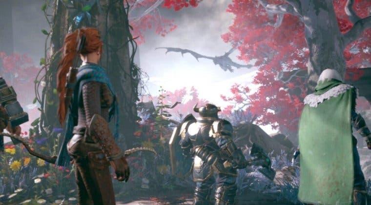 Imagen de Dungeons & Dragons: Dark Alliance llevará la experiencia multijugador a este querido universo