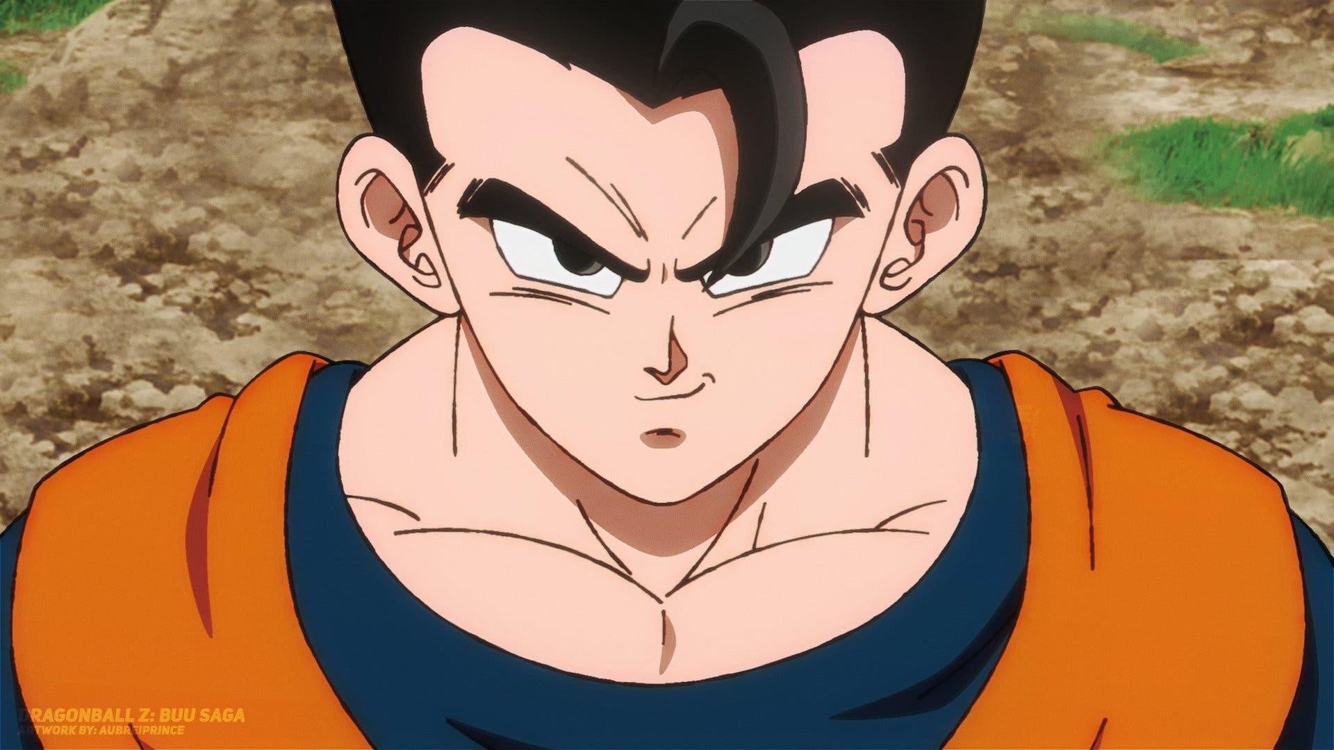 Imagen de Así sería Gohan Definitivo con el estilo de Dragon Ball Super: Broly
