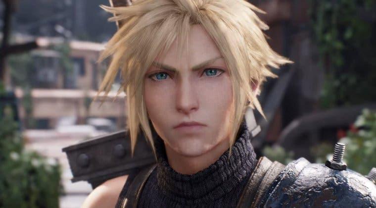 Imagen de Filtrada una demo de Final Fantasy VII Remake a través de PS Store