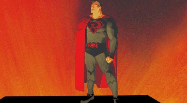 Imagen de La versión comunista del superhéroe más icónico de DC, en el primer tráiler de Superman: Red Son