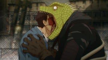 Imagen de El anime de Dorohedoro se muestra en su segundo tráiler