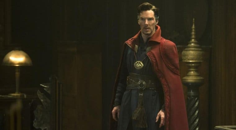 Imagen de Dr. Strange podría aparecer  en WandaVision, la serie de Disney +