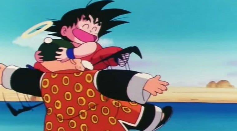 Imagen de Dragon Ball: Recrean el encuentro de Goku y su abuelo con una nueva perspectiva