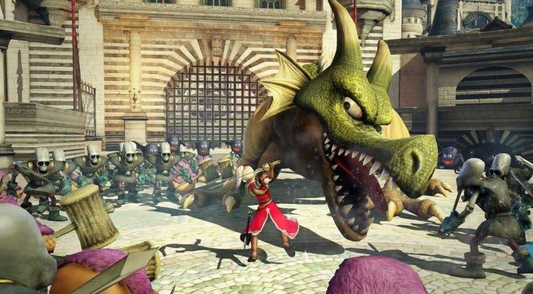 Imagen de Podríamos tener Dragon Quest Heroes 3 en un futuro?  Koei Tecmo habla al respecto