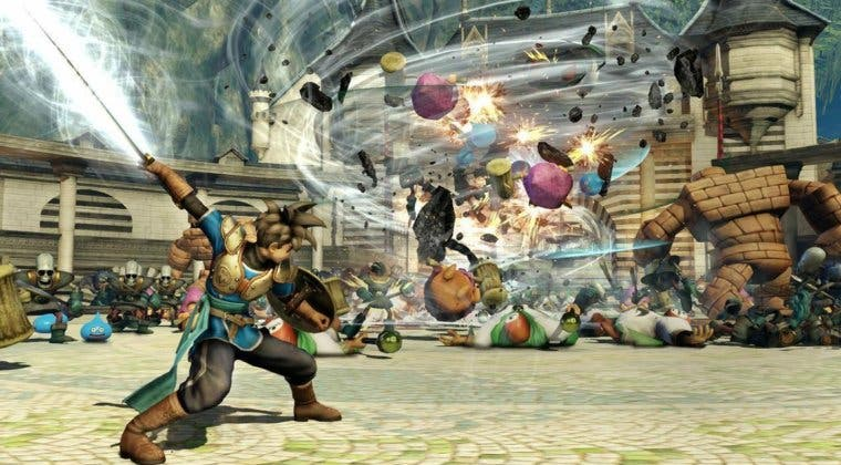 Imagen de El pack de Dragon Quest Heroes I y II para Switch podría estar cerca de llegar a Occidente