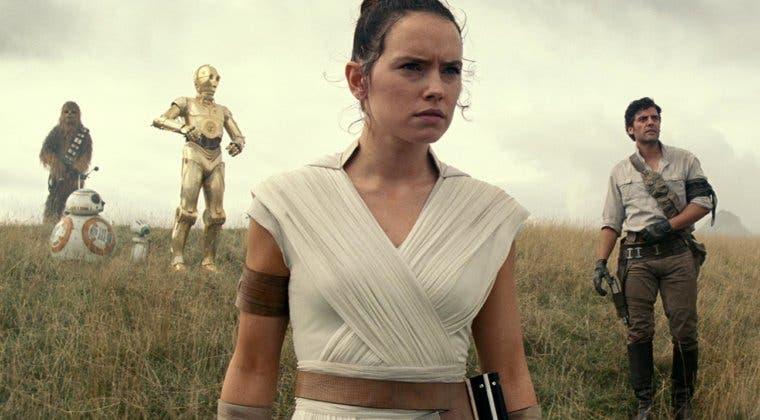 Imagen de J.J. Abrams explica si la Fuerza pasa de padres a hijos en Star Wars: El Ascenso de Skywalker