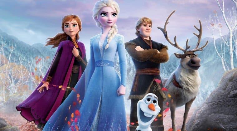 Imagen de Frozen 2 sigue batiendo récords de taquilla durante Acción de Gracias