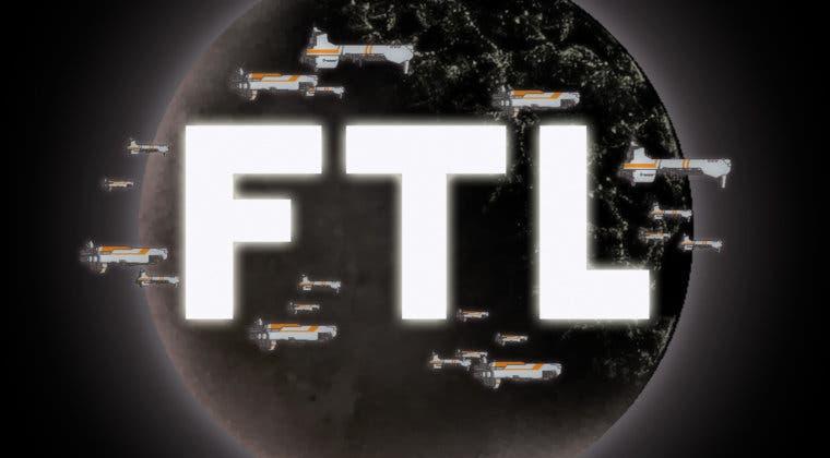 Imagen de Descarga ya gratis FTL: Faster Than Light en Epic Games Store