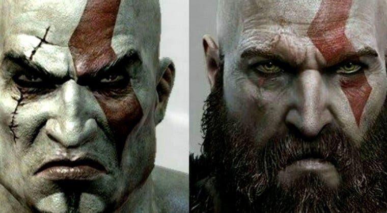 Imagen de Kratos, Kazuya, Rathalos; así han cambiado los personajes en PlayStation