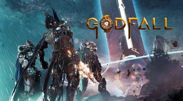 Imagen de Godfall ha sido desarrollado desde el principio con la función cooperativa como eje central