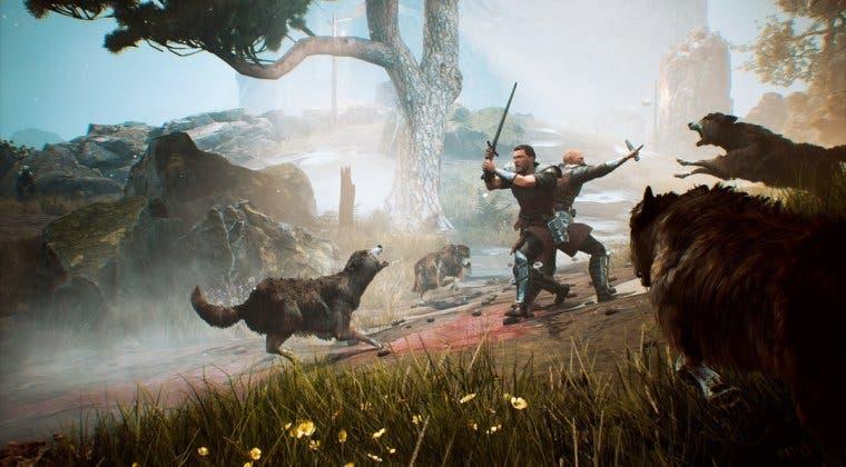 Imagen de THQ Nordic muestra cómo luciría un completo remake de Gothic; su destino está en manos de los fans