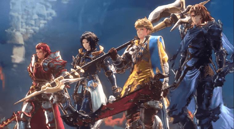 Imagen de Granblue Fantasy: Relink lanza nuevo tráiler con Lancelot, Vane, Percival y Siegfried