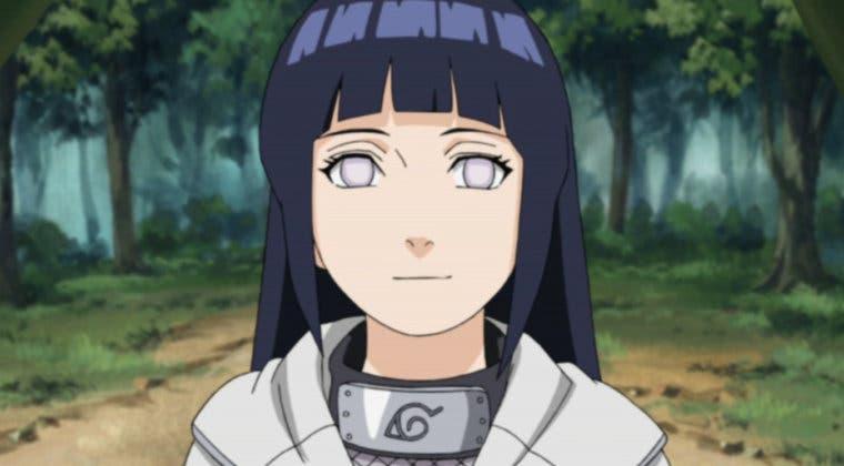 Imagen de ¿Cómo sería Hinata, de Naruto, en otros animes? Un artista la reimagina